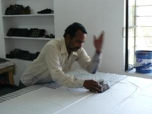 Mr Mahindi in action