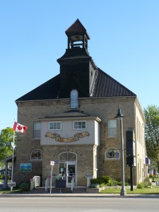 Ailsa Craig town Hall