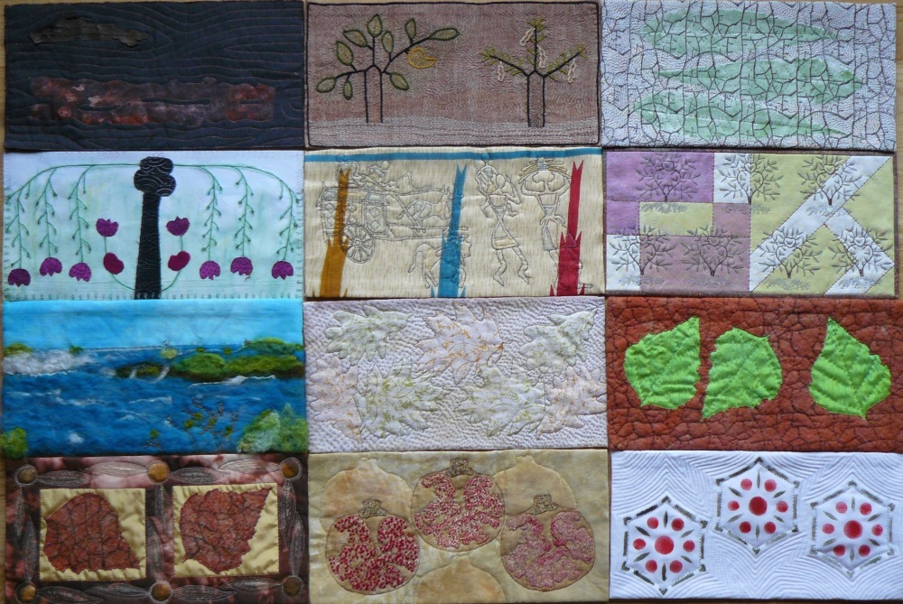 2015 journal quilts